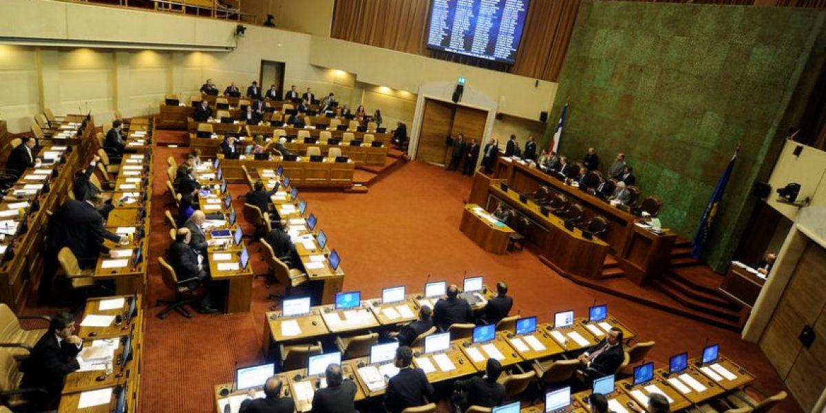 Diputados intercambian garabatos en plena sesión de la Cámara