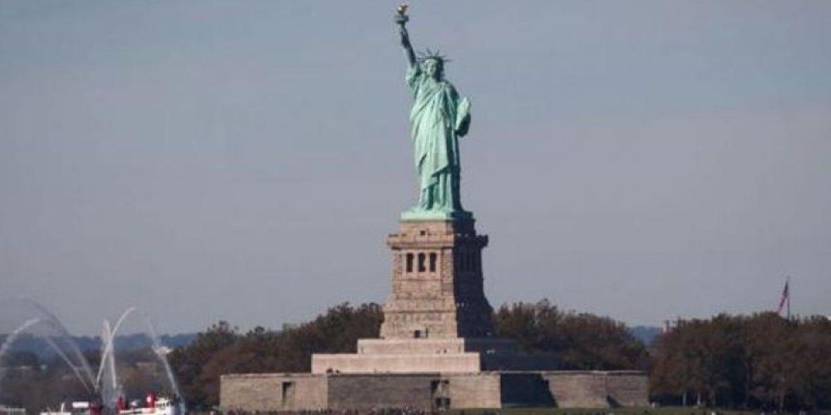 EEUU: hombre arrestado por falsa amenaza de bomba contra la Estatua de la Libertad