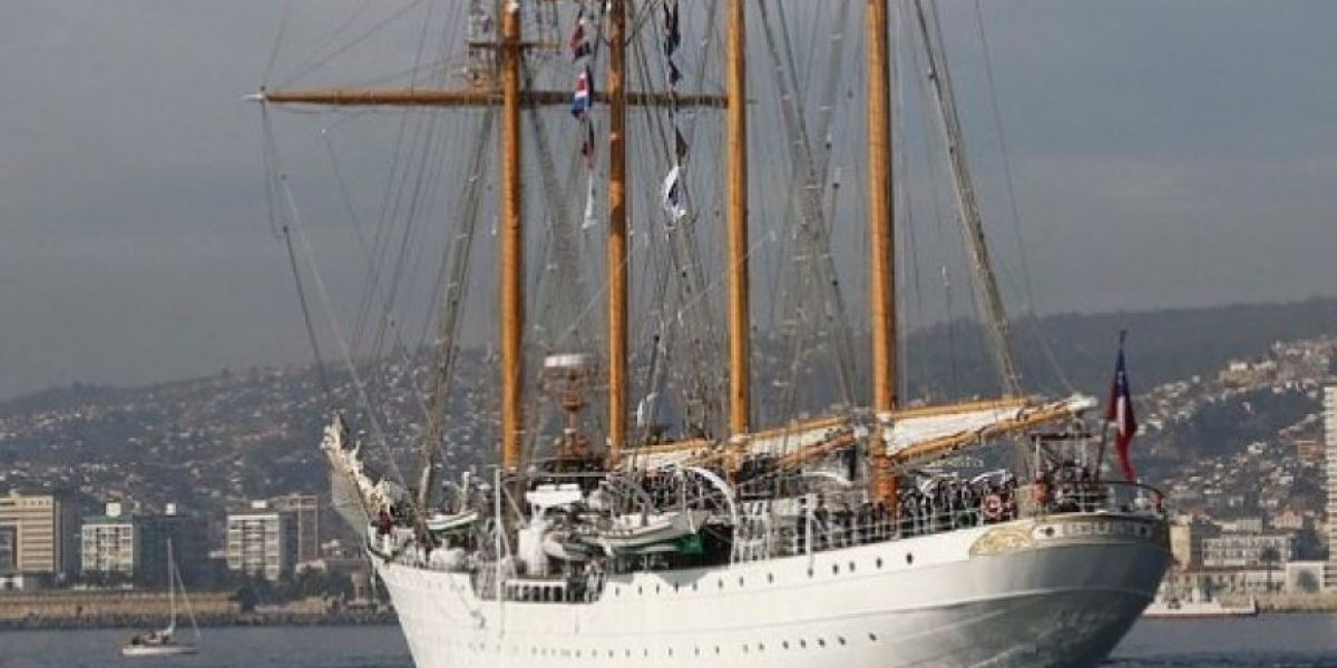 Polémica por regata en Holanda que incluye a buque chileno acusado de ser centro de torturas