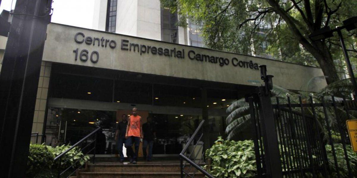 Constructora Camargo Correa admite culpa en caso de Petrobras y pagará multa
