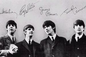 Ningún servicio de este tipo cuenta con la música de The Beatles. Foto:Wikicommons. Imagen Por: