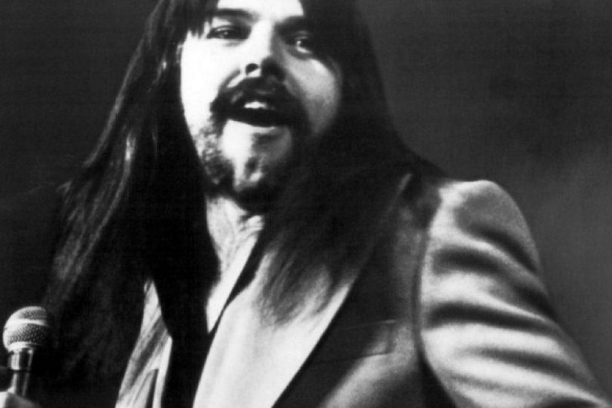"""Robert Clark """"Bob"""" Seger, músico de rock estadounidense, tiene problemas con Apple desde 2011. Foto:Wikicommons. Imagen Por:"""