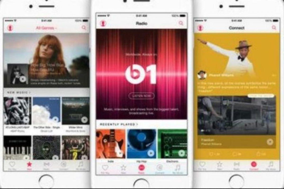 Esta es la aplicación para iPhone. Foto:Apple. Imagen Por:
