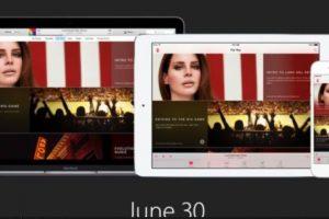 Apple Music ya está disponible para dispositivos móviles de Apple con iOS 8.4 o iTunes 12.2. Foto:Apple. Imagen Por: