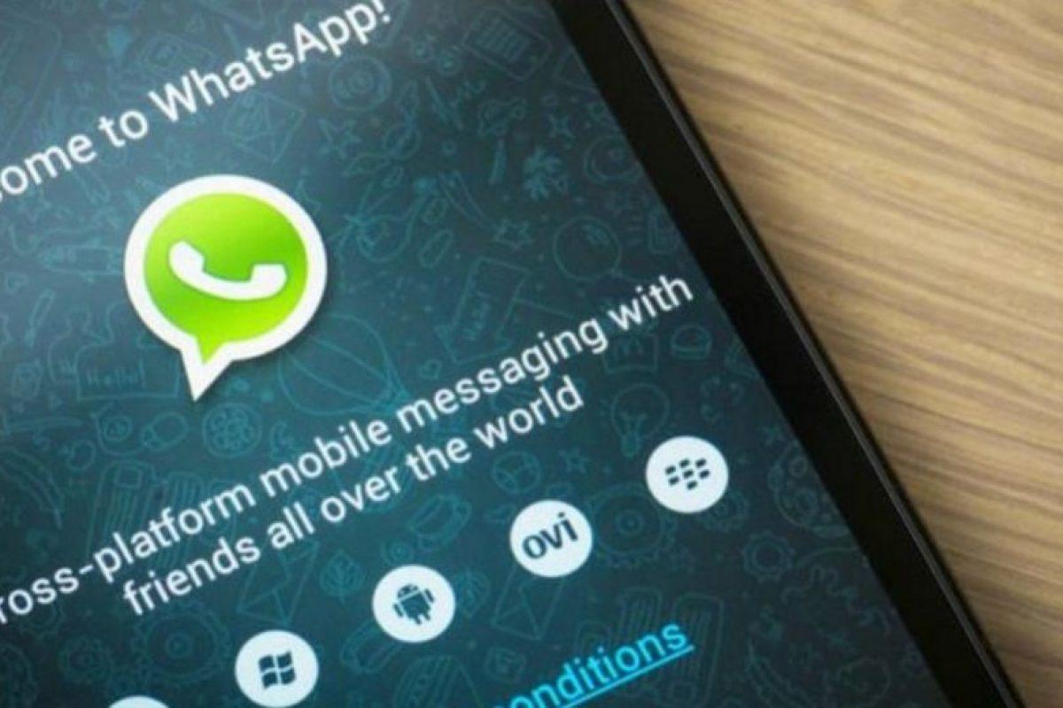 WhatsApp quiere seguir siendo la reina de la mensajería móvil. Foto:Tumblr. Imagen Por: