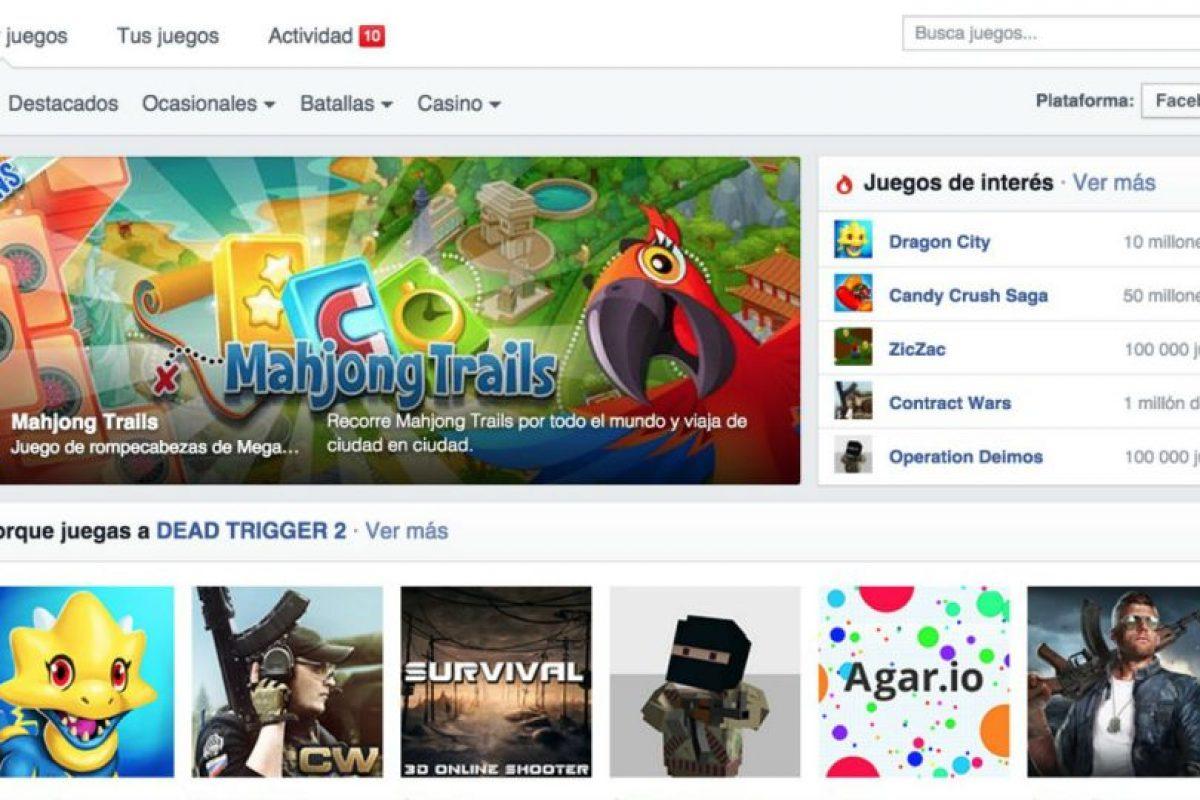 No a todos los usuarios les gusta recibir invitaciones a juegos en Facebook. Foto:Facebook. Imagen Por: