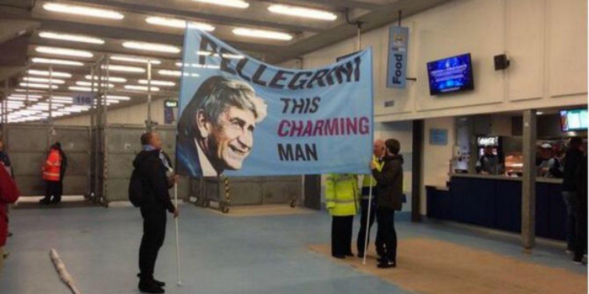 #Thischarmingman: Los saludos a Pellegrini por su segundo aniversario en el City
