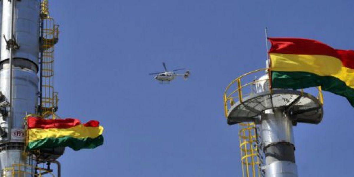 Bolivia dice que en algún momento Chile será un mercado natural para su gas