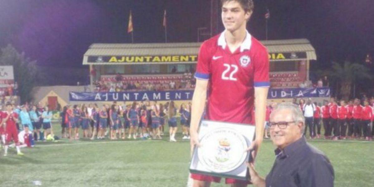 Los Sub 20 de la UC arrasaron con los premios del Torneo COTIF
