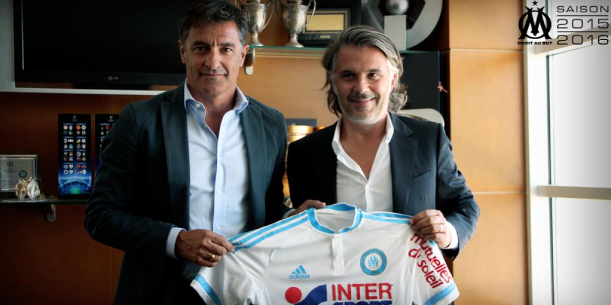 Ya olvidaron a Bielsa: Olympique de Marsella tiene nuevo entrenador
