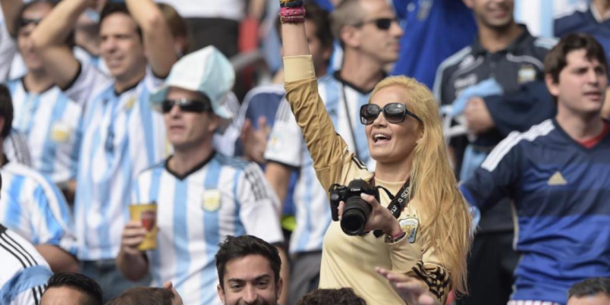 Eliana Guercio: La mujer que tensa la relación de cracks de la Premier League