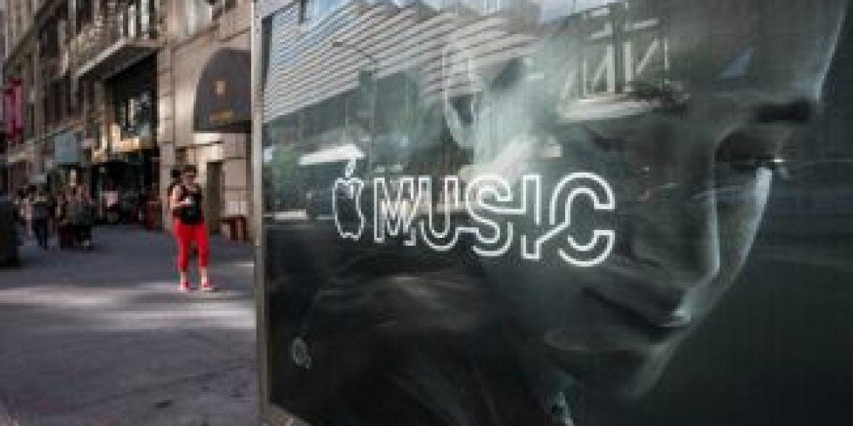 ¿Qué pasó? Apple Music sufre fuga de usuarios
