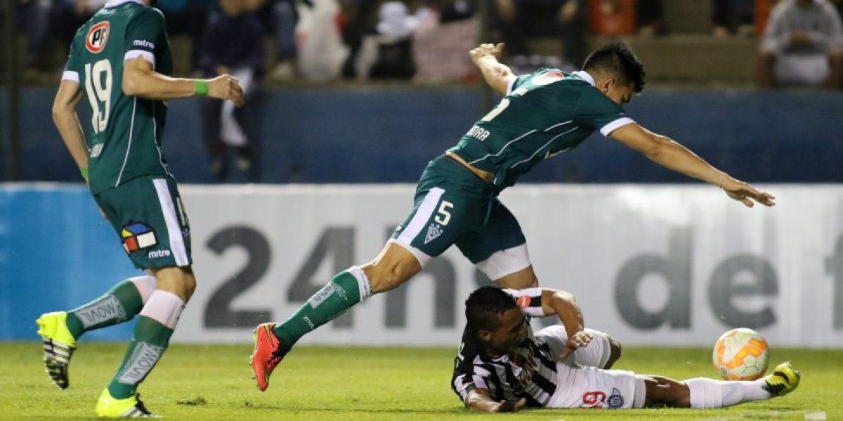 Prensa paraguaya y penales contra Wanderers: