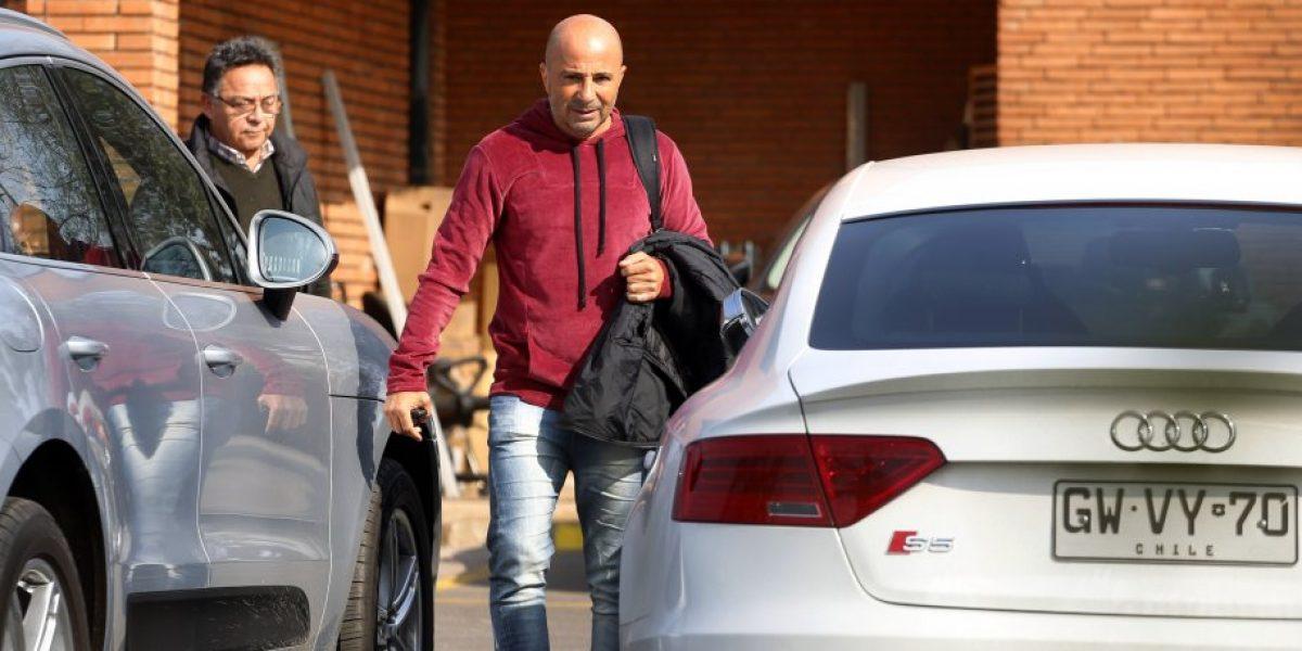 El candidato europeo que sondeó la ANFP para reemplazar a Jorge Sampaoli