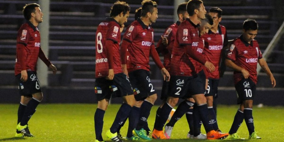 Católica hace historia al vencer a Danubio y avanza en la Sudamericana