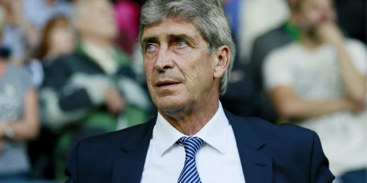 Los 10 hitos de Pellegrini en sus dos años en Manchester City