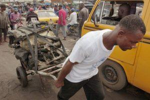 4. Lagos, en Nigeria Foto:Getty Images. Imagen Por: