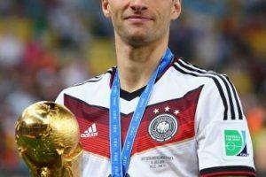 No les bastó fichar al campeón del mundo, Bastian Schweinsteiger. Van por otro: Thomas Müller. Foto:Getty Images. Imagen Por: