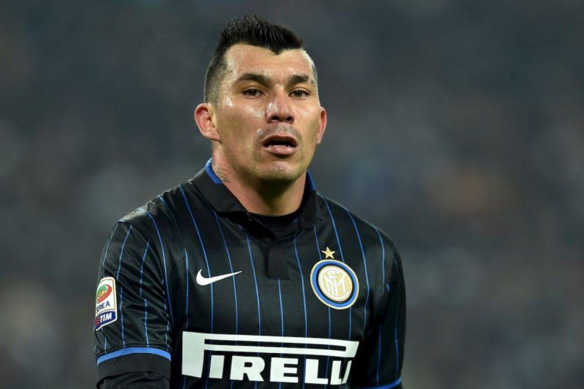 Gary Medel (Inter de Milán/Chile) Foto:Getty Images. Imagen Por: