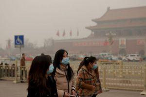 Las microparticulas analizadas por los científicos son conocidas como PM 2.5. Foto:Getty Images. Imagen Por: