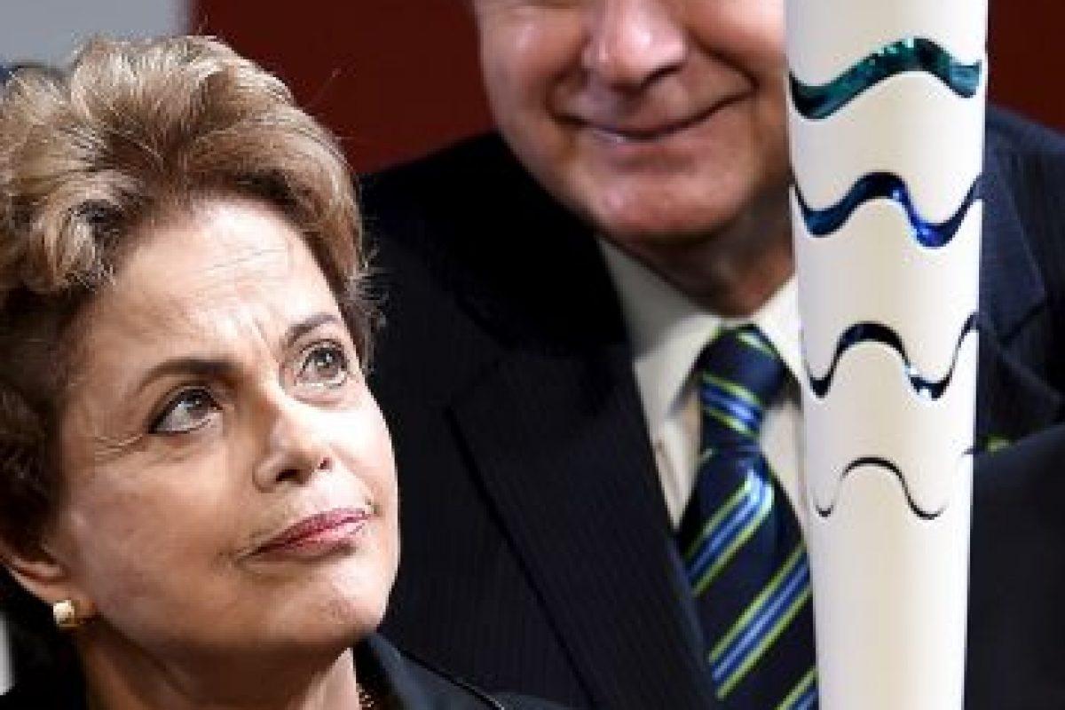 Dilma Rousseff. La presidenta de Brasil nació el 14 de diciembre de 1947, en Belo Horizonte, Brasil. Tiene 67 años. Foto:Getty Images. Imagen Por:
