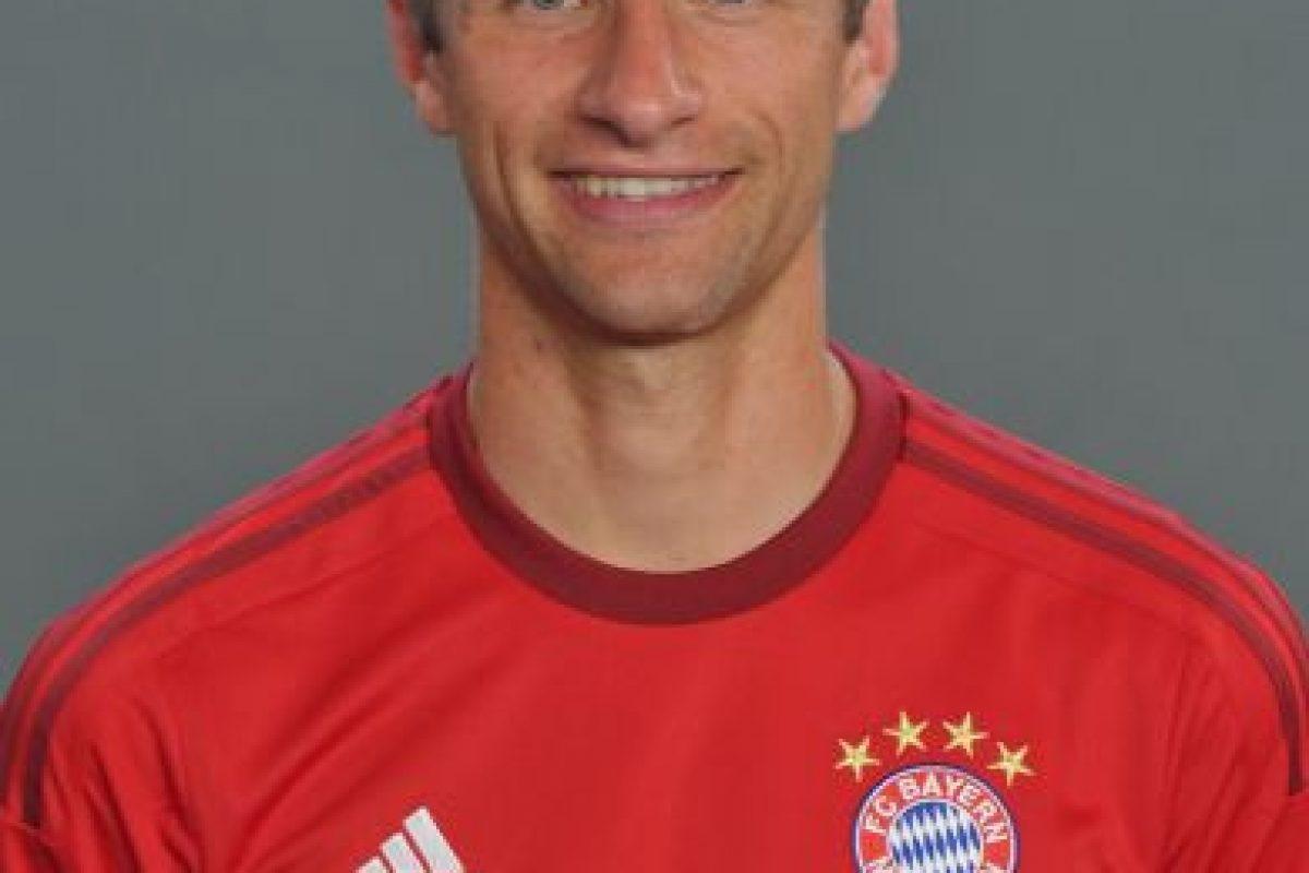 Se formó en la cantera del Bayern Munich, su equipo de toda la vida. Foto:Getty Images. Imagen Por: