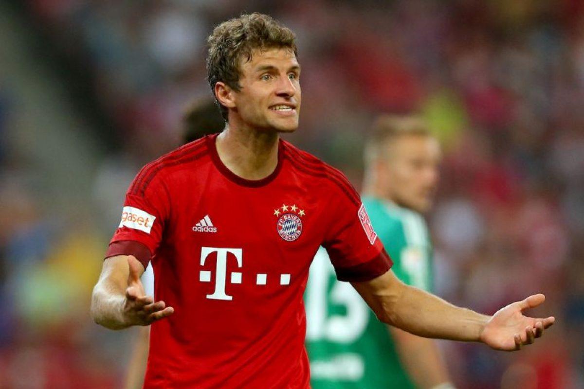 Debutó con la Selección de Alemania en 2010, y acudió con ellos a Sudáfrica 2010, donde consiguieron el tercer lugar. Foto:Getty Images. Imagen Por: