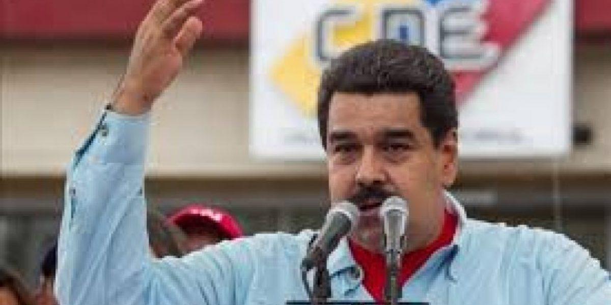 Nicolás Maduro presenta un vídeo que acusa a Marco Rubio de financiar disturbios de 2014