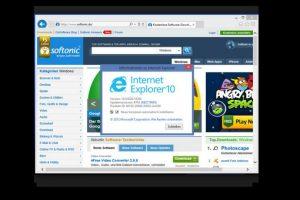 Internet Explorer 10.0 (2012) Foto:Microsoft. Imagen Por: