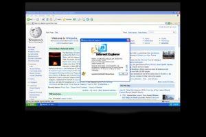 Internet Explorer 6.0 (2001) Foto:Microsoft. Imagen Por: