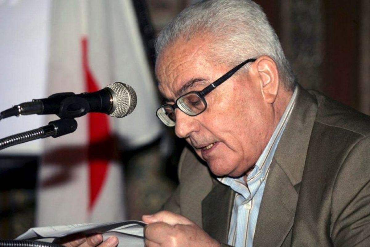 Khaled al-Asaad dedicó la mayor parte de su vida al cuidado de las ruinas de Palmira. Foto:AP. Imagen Por: