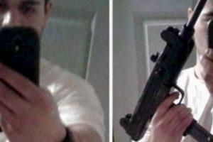 Después de robar un iPhone se tomó un selfie y lo envió a todos los contactos (además posó con un arma). Foto:vía Ranker. Imagen Por: