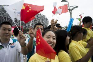 2. Ayudando en eventos deportivos Foto:AFP. Imagen Por: