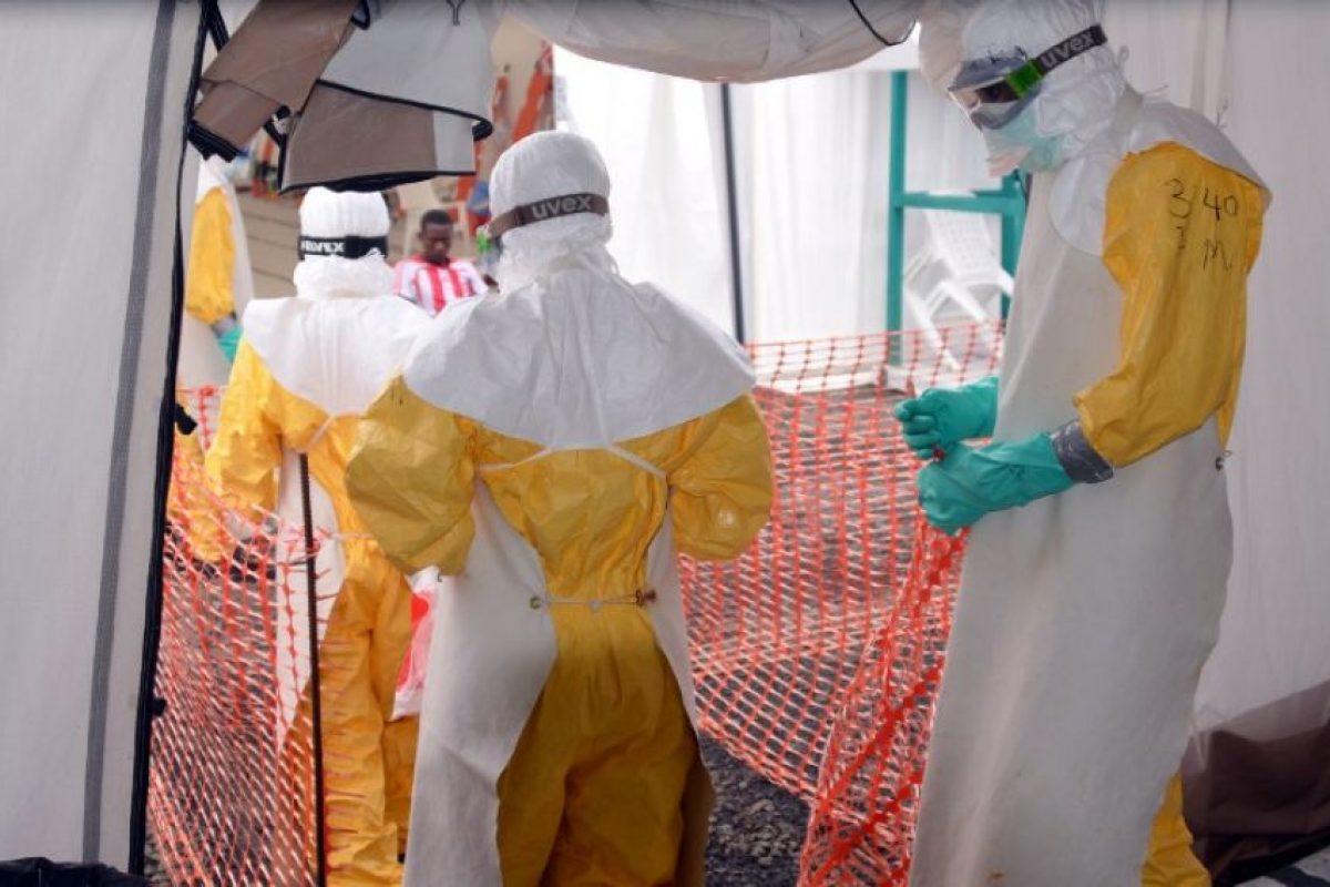 4. Trabajo para médicos Foto:AFP. Imagen Por: