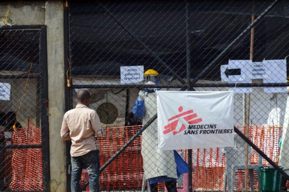Pueden ir a fundaciones como Media Luna Roja, la Cruz Roja, Project Abroad, Médicos Sin Fronteras y Volunteering Solutions. Foto:AFP. Imagen Por: