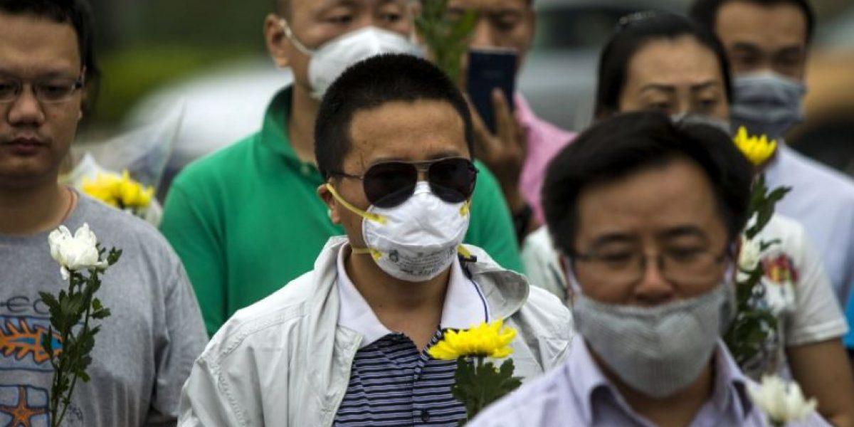 El nivel de cianuro en puerto de Tianjin es 277 veces superior a lo aceptable