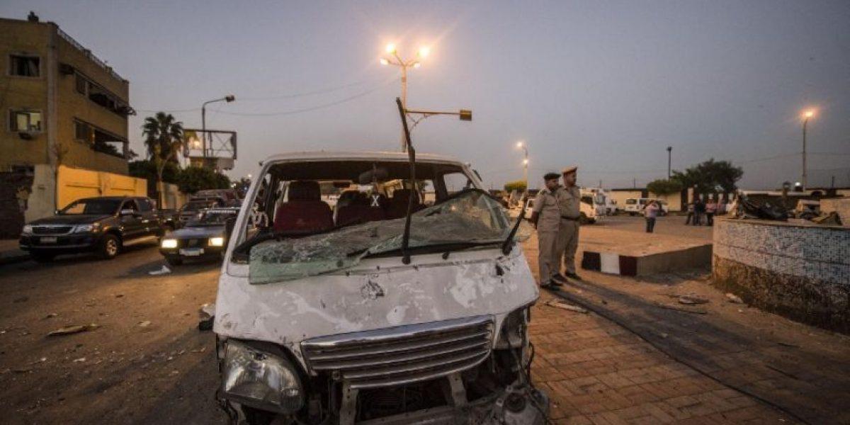 Al menos 29 heridos en un atentado del Estado Islámico en El Cairo
