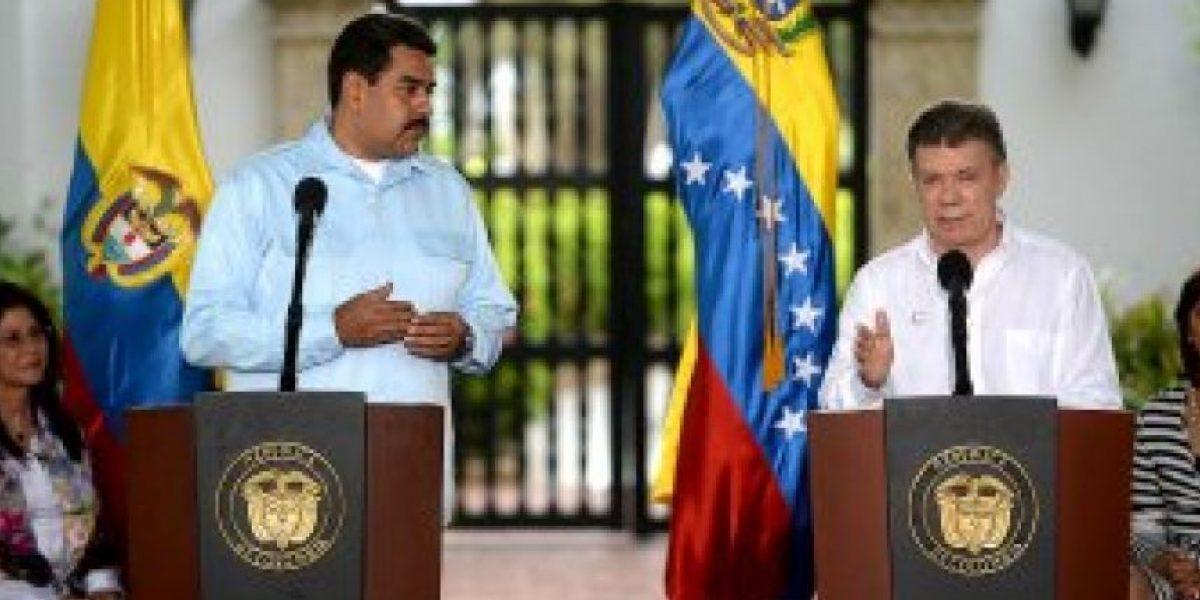Maduro cierra la frontera con Colombia por un ataque de contrabandistas