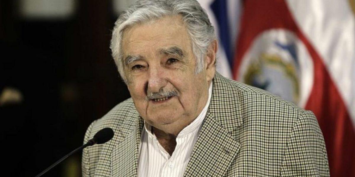 Mujica dice que reconocer la marihuana y el matrimonio gay es ver la realidad