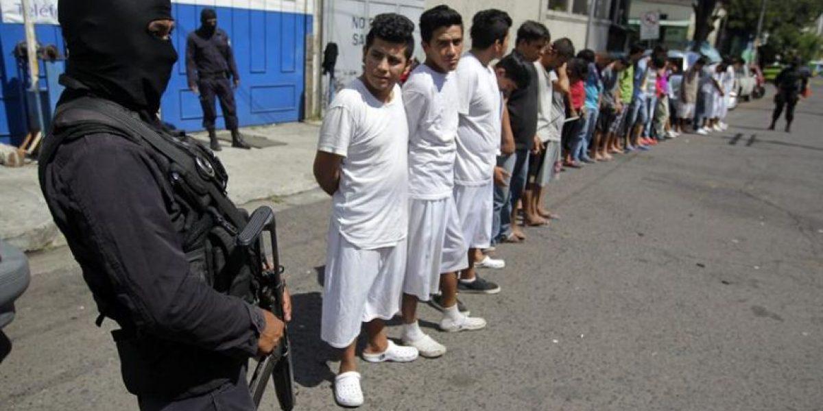 El Salvador bate récord histórico de homicidios registrados en un solo día