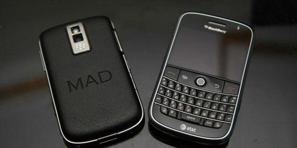 Blackberry prepara su nuevo celular con Android