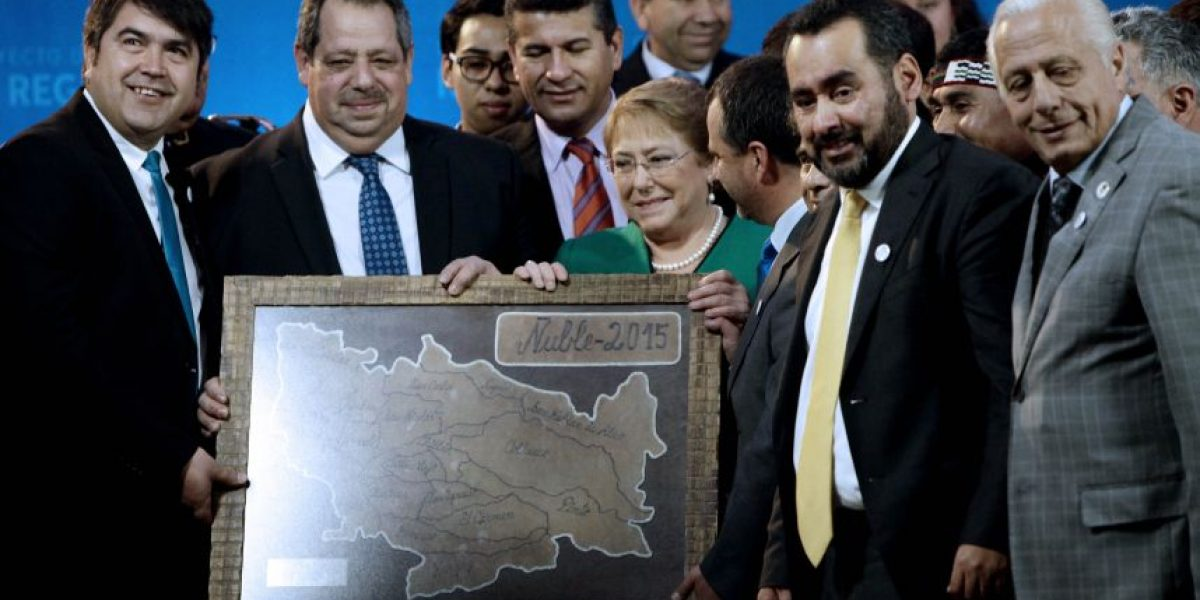 Las implicancias detrás de la creación de la Región de Ñuble