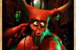 En el mundo de las tinieblas no debe faltar Lucifer. Foto:IMDb. Imagen Por: