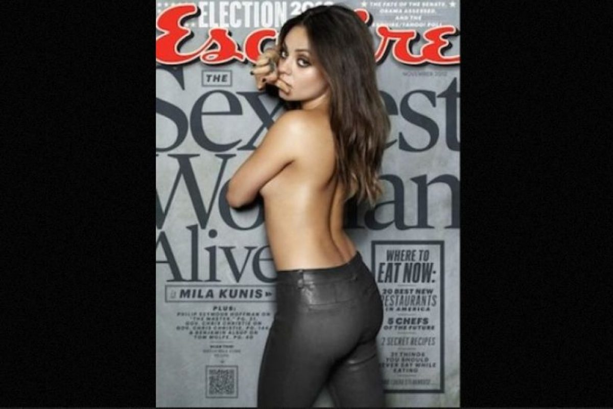Foto:Revista Esquire. Imagen Por: