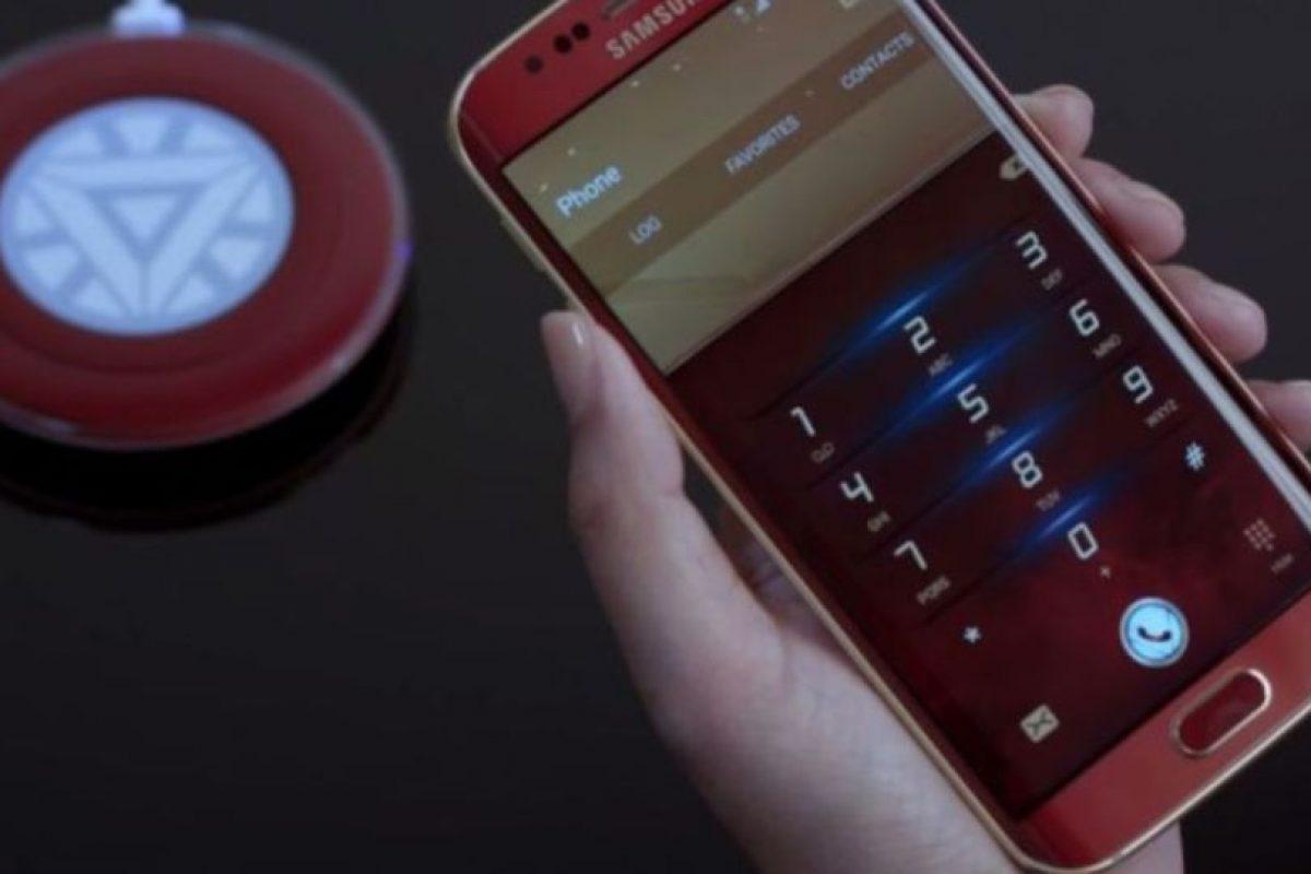 Su batería es de 2.600 mAh. Foto:Samsung. Imagen Por: