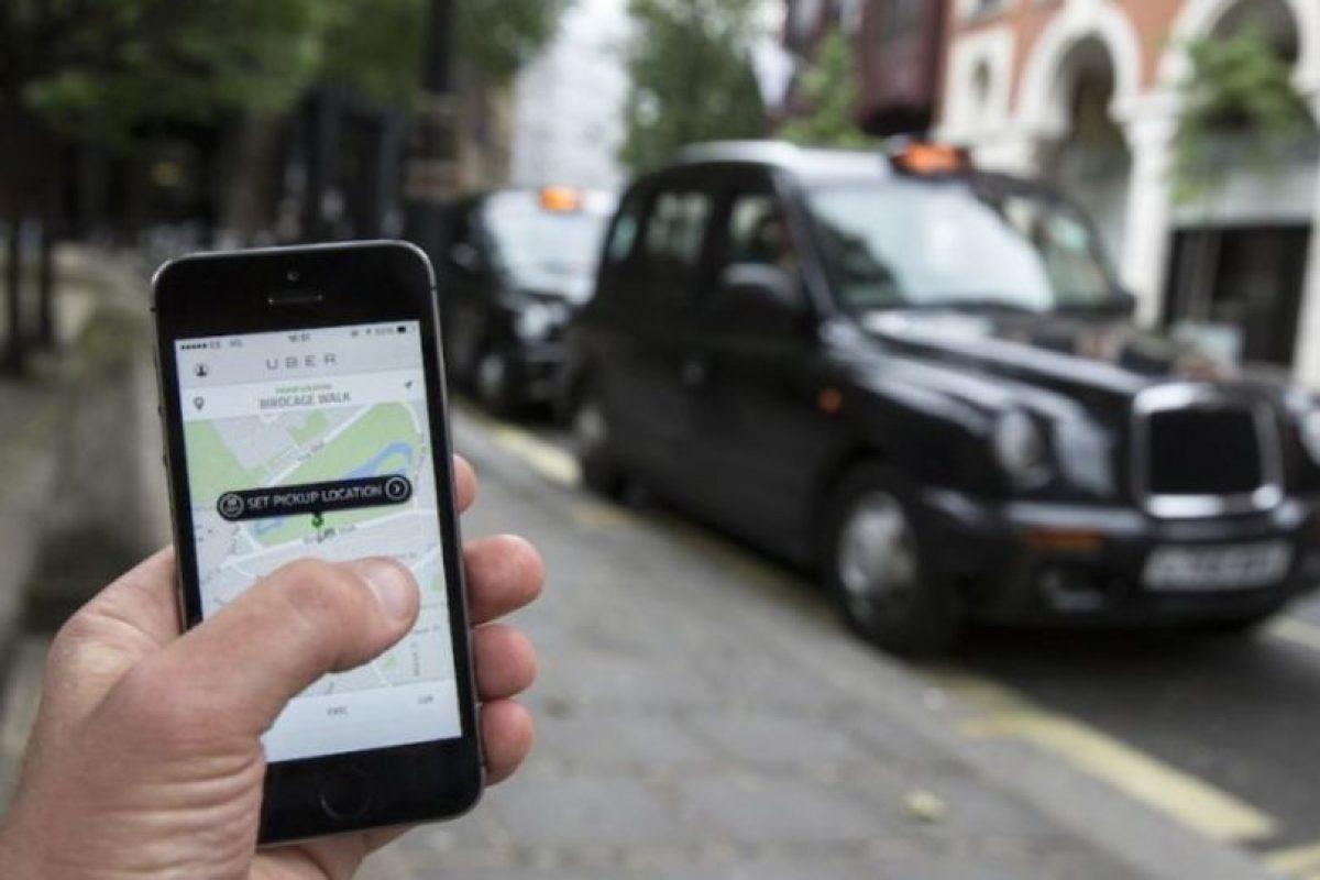 4- Para registrarse es necesario tener una tarjeta bancaria. Foto:Uber. Imagen Por: