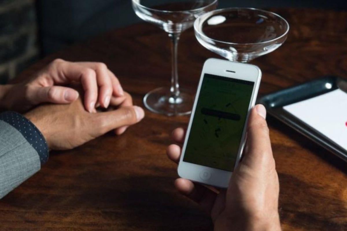 3- Uber funciona las 24 horas del día durante todos los días del año. Foto:Uber. Imagen Por: