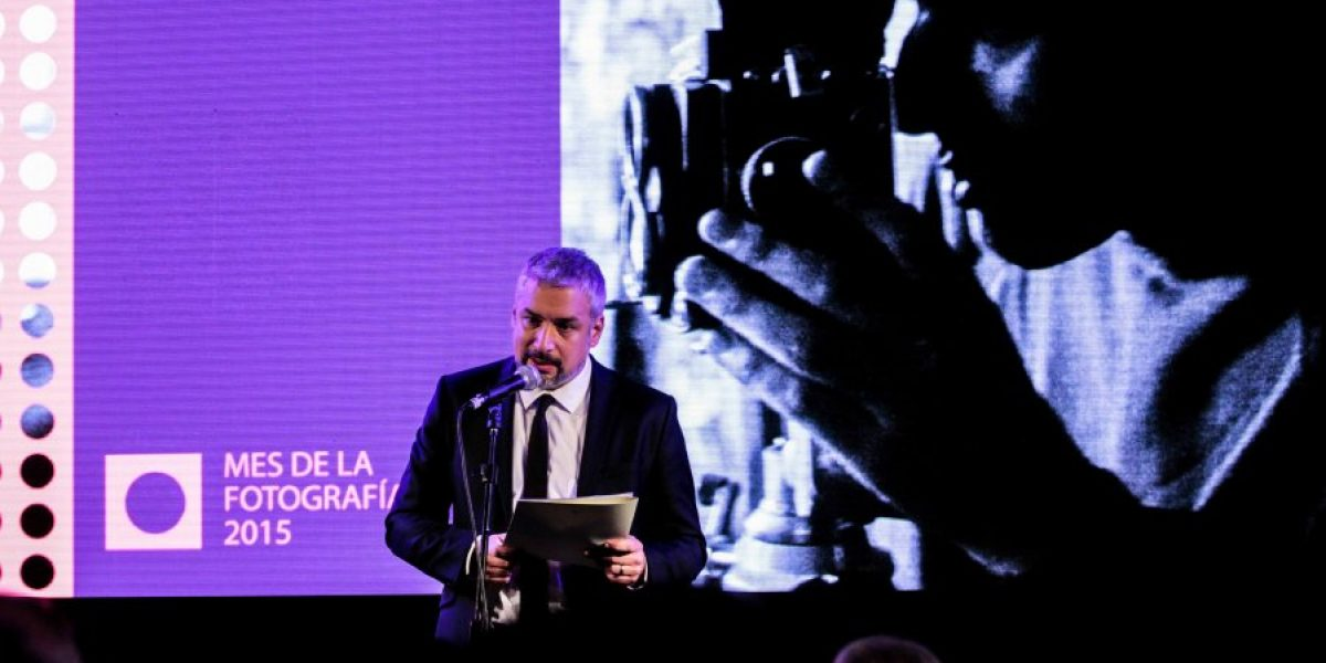 Rodrigo Rojas De Negri recibe Orden al Mérito de parte del Ministerio de Cultura