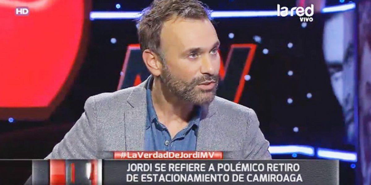 Jordi Castell y su paso por el matinal de TVN: