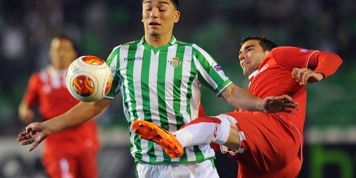 Lorenzo Reyes no tiene opciones en Primera y busca club en el ascenso español